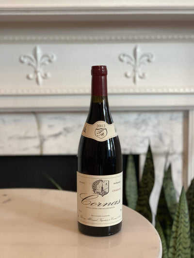 2012 Thierry Allemand Cornas, 'Chaillot' Mom 'n 'em Coffee & Wine Cincinnati Natural Wine and Coffee Shop