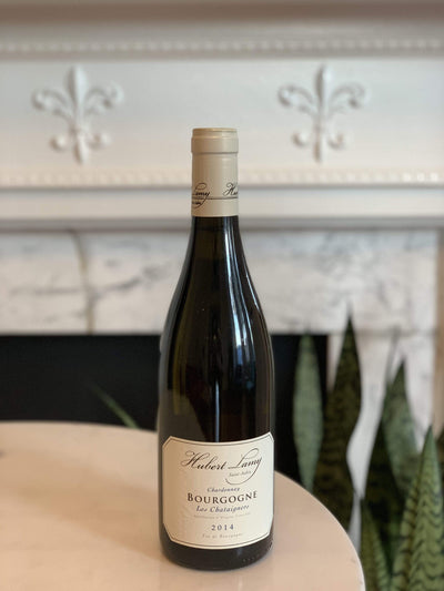2014 Hubert Lamy, Bourgogne Blanc 'Les Chatagniers' Mom 'n 'em Coffee & Wine Cincinnati Natural Wine and Coffee Shop
