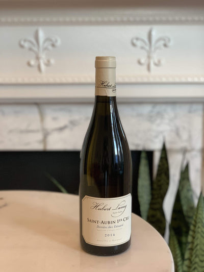 2014 Hubert Lamy, Saint-Aubin 1er cru 'chez Edouard' Mom 'n 'em Coffee & Wine Cincinnati Natural Wine and Coffee Shop