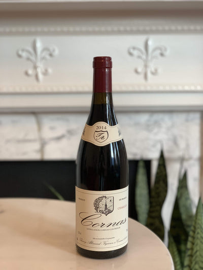 2014 Thierry Allemand Cornas, 'Chaillot' Mom 'n 'em Coffee & Wine Cincinnati Natural Wine and Coffee Shop