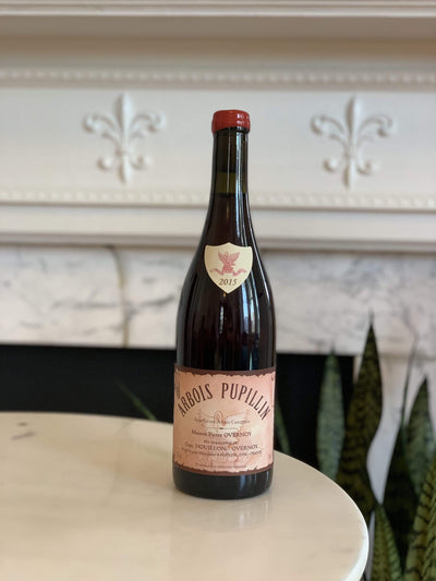 2015 Maison Pierre Overnoy, Red Capsule Mom 'n 'em Coffee & Wine Cincinnati Natural Wine and Coffee Shop