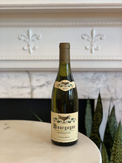 2017 Domaine Coche-Dury, Bourgogne Blanc Mom 'n 'em Coffee & Wine Cincinnati Natural Wine and Coffee Shop
