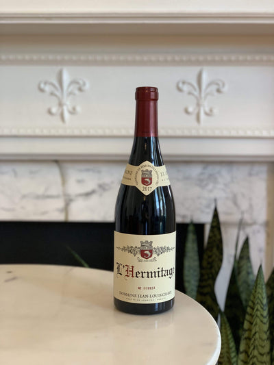 2017 Domaine Jean-Louis Chave, Hermitage Rouge Mom 'n 'em Coffee & Wine Cincinnati Natural Wine and Coffee Shop