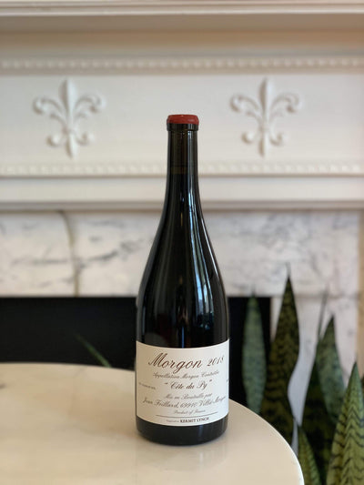 2018 Domaine Jean Foillard, 'Côte du Py' Beaujolais Mom 'n 'em Coffee & Wine Cincinnati Natural Wine and Coffee Shop