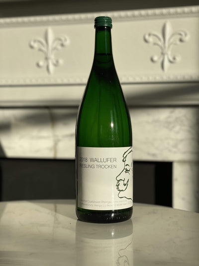 2018 J.B. Becker, 'Wallufer' Riesling Trocken 1L Mom 'n 'em Coffee & Wine Cincinnati Natural Wine and Coffee Shop