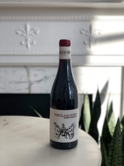 2018 Laura Lorenzo, Portella do Vento Mom 'n 'em Coffee & Wine Cincinnati Natural Wine and Coffee Shop