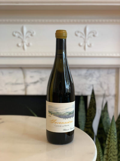 2018 Thibaud Boudignon, Savennieres Clos de la Hutte Mom 'n 'em Coffee & Wine Cincinnati Natural Wine and Coffee Shop
