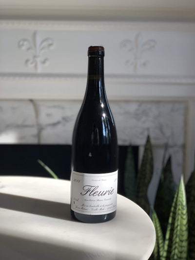 2018 Yvon Metras, Fleurie Mom 'n 'em Coffee & Wine Cincinnati Natural Wine and Coffee Shop