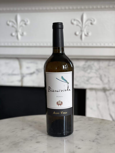 2019 Aldo Viola, Biancoviola Mom 'n 'em Coffee & Wine Cincinnati Natural Wine and Coffee Shop