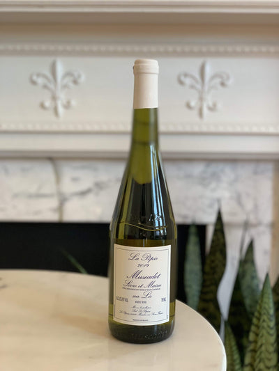 2019 Domaine de la Pepiere, Muscadet La Pepie Mom 'n 'em Coffee & Wine Cincinnati Natural Wine and Coffee Shop