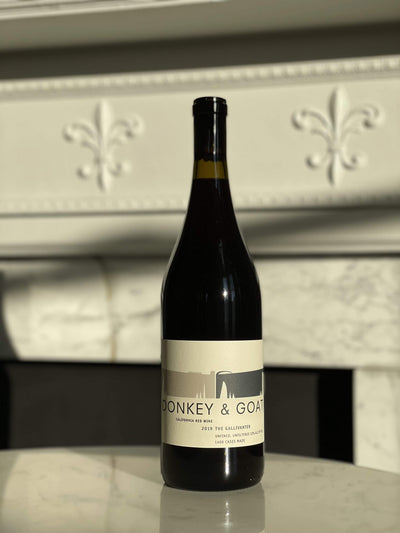 2019 Donkey & Goat, 'Gallivanter' Red Wine Mom 'n 'em Coffee & Wine Cincinnati Natural Wine and Coffee Shop