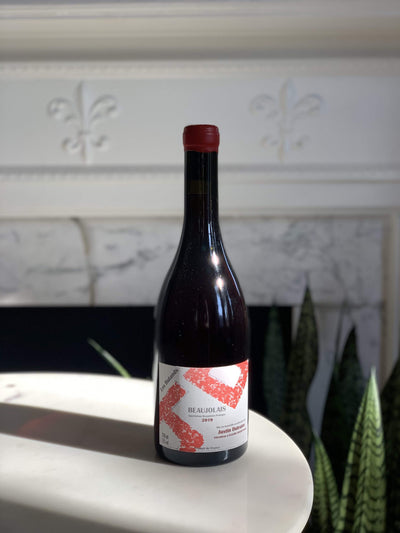 2019 Justin Dutraive, 'Les Bulands' Beaujolais Mom 'n 'em Coffee & Wine Cincinnati Natural Wine and Coffee Shop