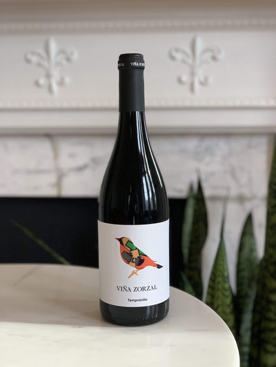 2019 Vina Zorzal, Tempranillo Mom 'n 'em Coffee & Wine Cincinnati Natural Wine and Coffee Shop