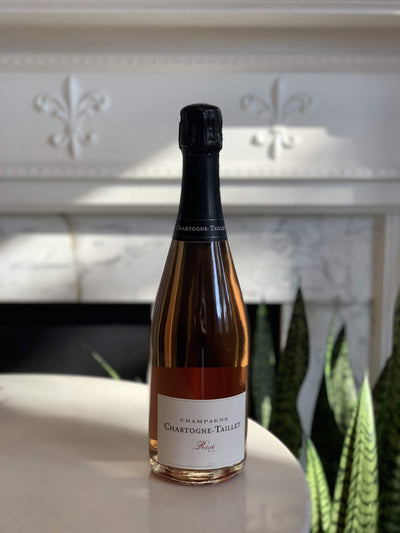 Chartogne-Taillet, Rosé Brut Champagne Mom 'n 'em Coffee & Wine Cincinnati Natural Wine and Coffee Shop