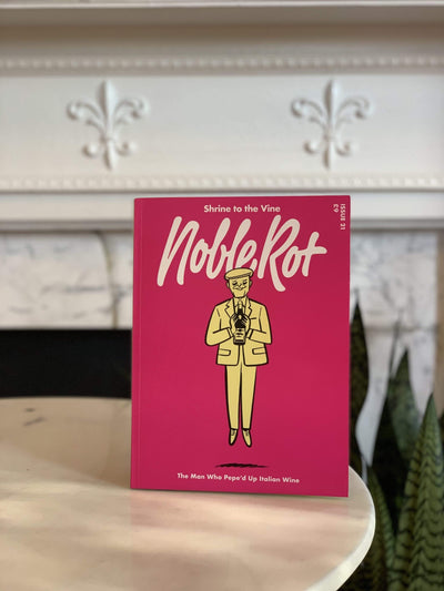 Noble Rot, Issue 21 Mom 'n 'em Coffee & Wine Cincinnati Natural Wine and Coffee Shop