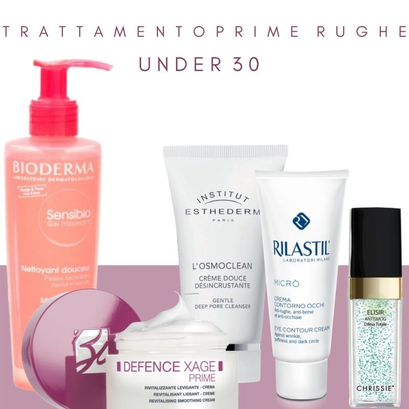 Beauty Box Trattamento Prime rughe Under 30