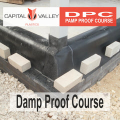 capital valley plastics damp proof course