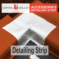 capital valley plastics detailing strip