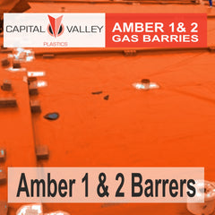 capital valley plastics amber 1 and 2 gas barrier