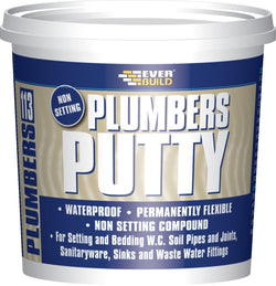 Everbuild 113 Plumbers Putty - HomeFix