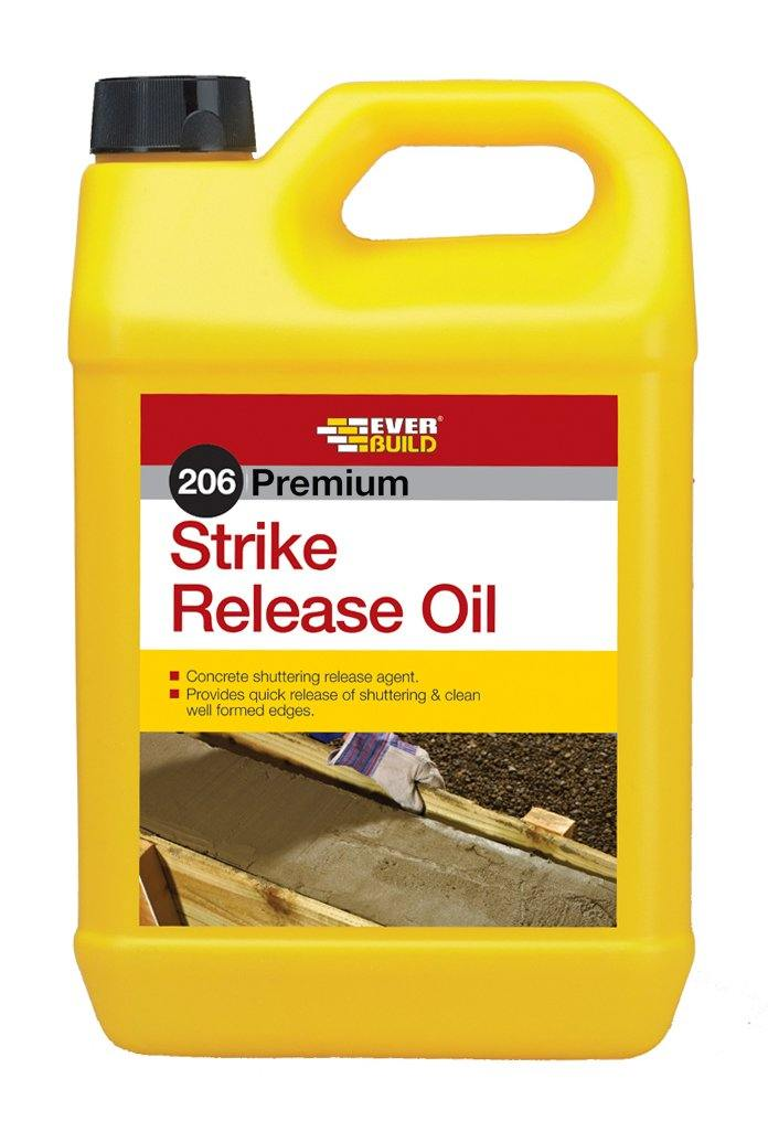 Everbuild 206 Strike Release Oil - HomeFix