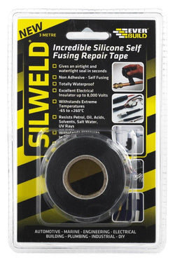 Everbuild Silweld Silicone Repair Tape - HomeFix