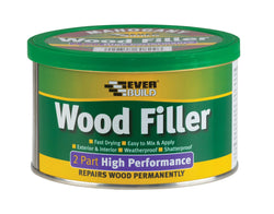 Everbuild 2 Part High Performance Wood Filler - HomeFix
