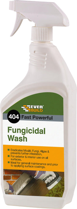Everbuild 404 Fungicidal Wash - HomeFix