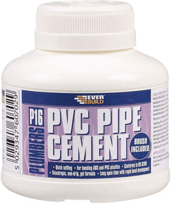 Everbuild P16 PVC Pipe Cement - HomeFix