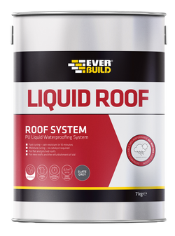Everbuild Aquaseal Liquid Roof - HomeFix
