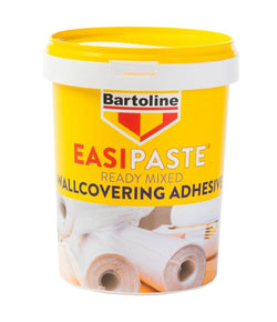 Bartoline Easipaste Ready Mixed Wall Covering Adhesive - HomeFix