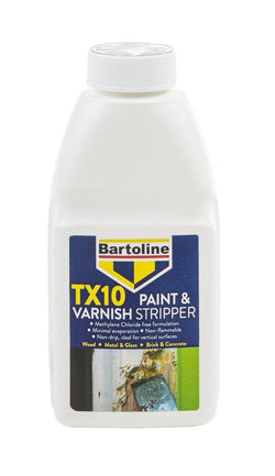 Bartoline TX10 Paint & Varnish Stripper - HomeFix