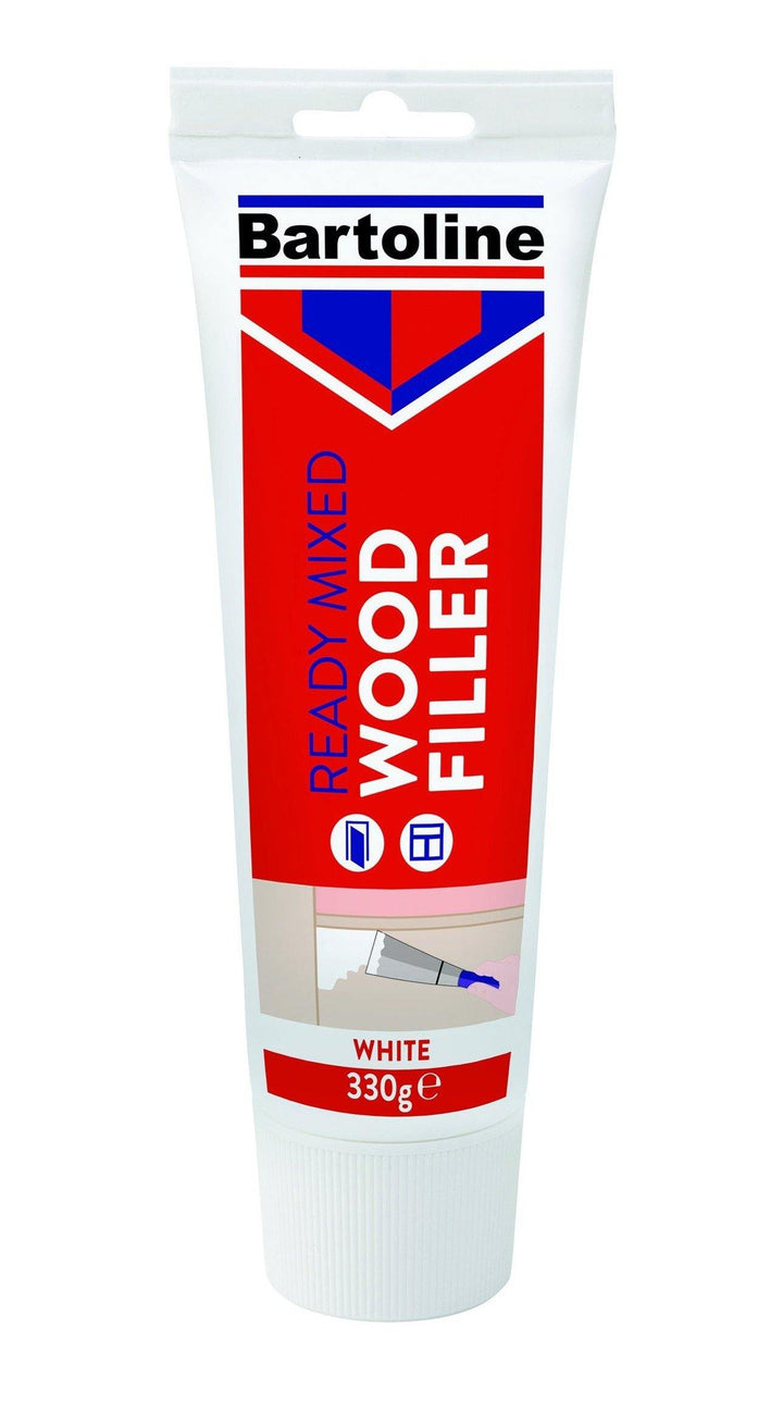 Bartoline Wood Filler White - HomeFix