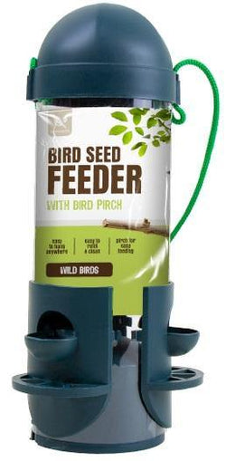 Kingdom Bird Seed Feeder - HomeFix