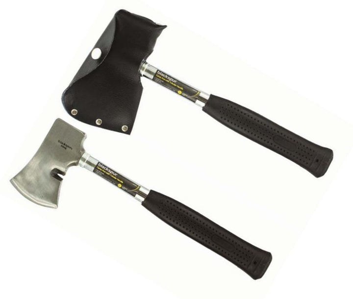 Blackspur Camp Axe With Tubular Handle - HomeFix