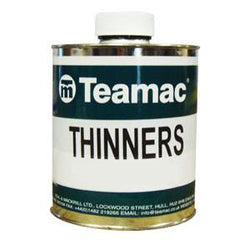 Teamac Chlorvar Chlorinated Rubber Thinners - HomeFix
