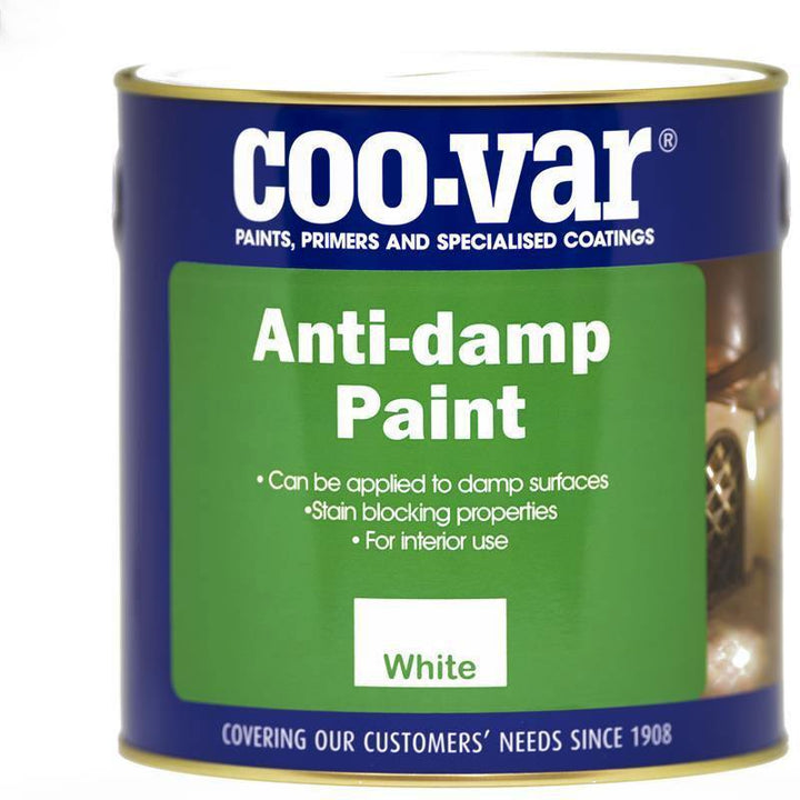 Coo-Var Anti Damp Paint - HomeFix