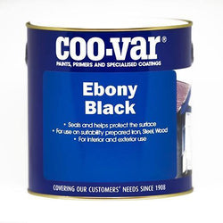Coo-Var Ebony Black - HomeFix