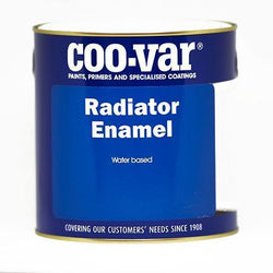 Coo-Var Radiator Paint - HomeFix