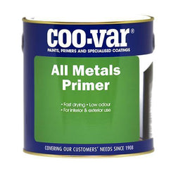 Coo-Var Water Based All Metals Primer - HomeFix