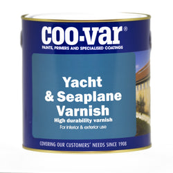 Coo-Var Yacht & Seaplane Varnish - HomeFix