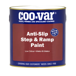 Coo-Var Anti Slip Step & Ramp Paint - HomeFix