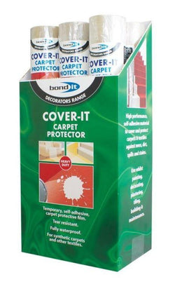 Bond-It Cover-It Carpet Protector - HomeFix