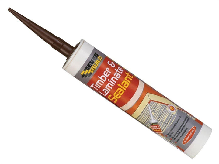 Everbuild Timber & Laminate Sealant - HomeFix