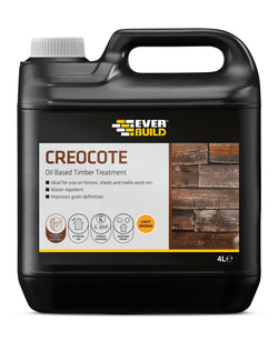 Everbuild Creocote Timber Treatment - HomeFix