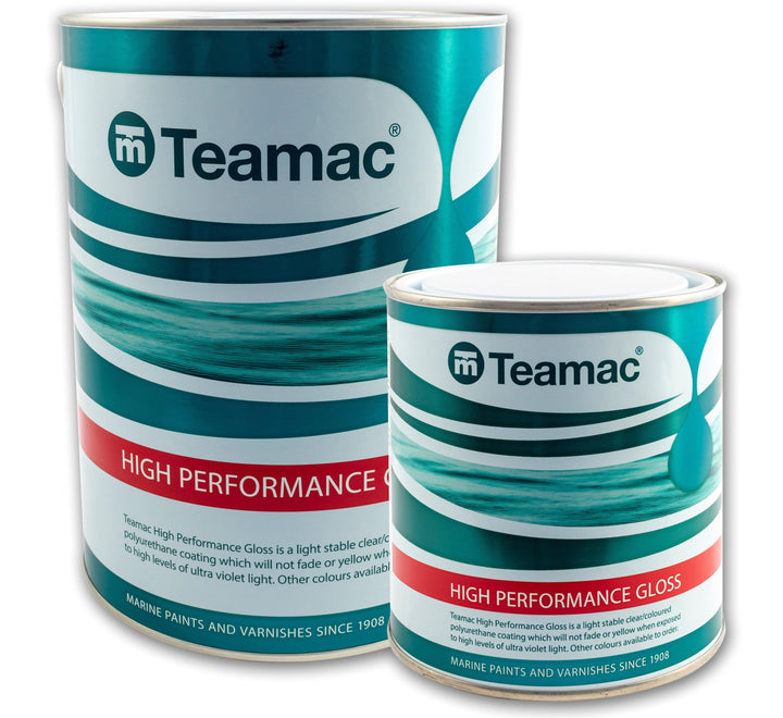 Teamac High Performance Marine Gloss - HomeFix