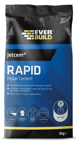 Everbuild Jetcem Rapid Repair Cement - HomeFix