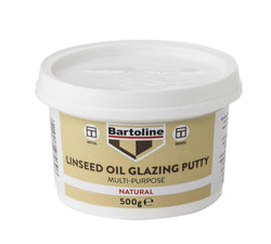 Bartoline Linseed Oil Multi Purpose Glazing Putty - HomeFix