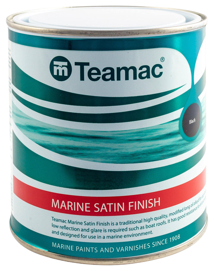 Teamac Marine Satin Finish - HomeFix