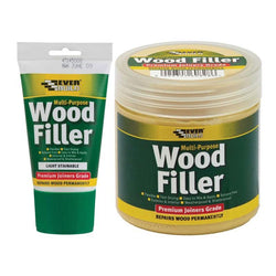 Everbuild Multi Purpose Premium Joiners Grade Wood Filler - HomeFix